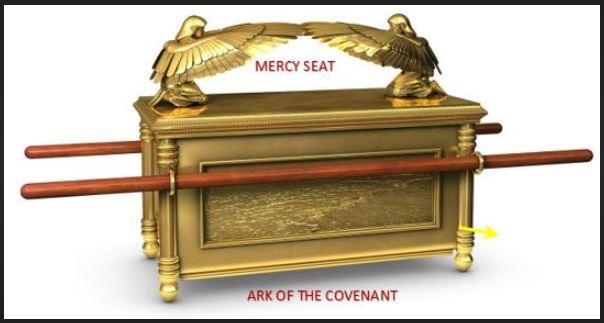 ark mercy seat